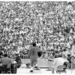 25 Days to Woodstock's 45th!