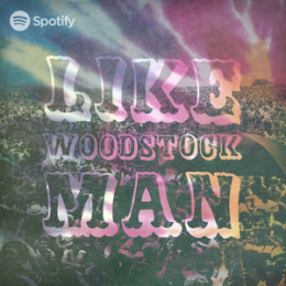 Woodstock Playlist on Spotify