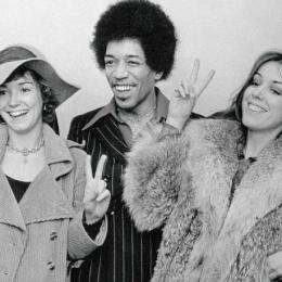 Jimi Hendrix & His Treasure Map of Love