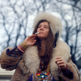 Janis Joplin's Childhood Home For Sale