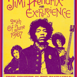 The Day Jimi Hendrix's Life Changed