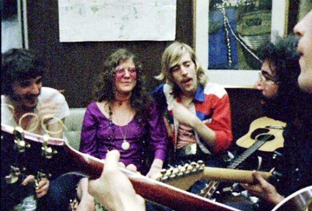 Janis Joplin Amp The Grateful Dead Woodstock