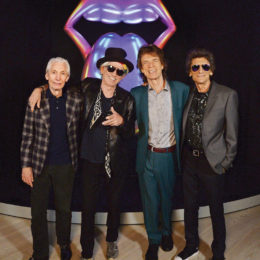 The Rolling Stones Exhibition Open In New York City!