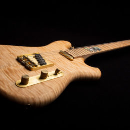 Grateful Dead's Jerry Garcia Remembered With New Eco-Friendly Ocean Guitar