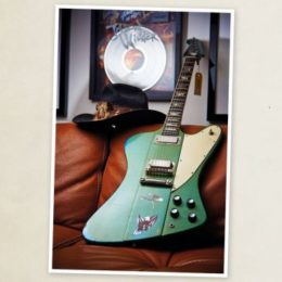 Under The Microscope: Johnny Winter's Firebird V