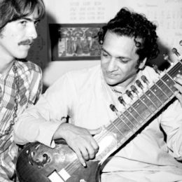 British Museum Fetes Ravi Shankar, Sitar Hero