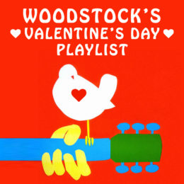 Woodstock's Valentine's Day Spotify Playlist!