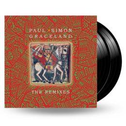 Paul Simon's 'Graceland' Set for Remix