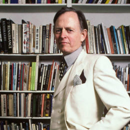 Author and Journalist Tom Wolfe Passes Away at 88
