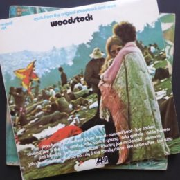 The Woodstock Triple Album Celebrates Anniversary