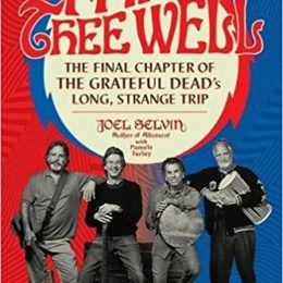 Upcoming Book to Chronicle the Grateful Dead's Long Strange Trip
