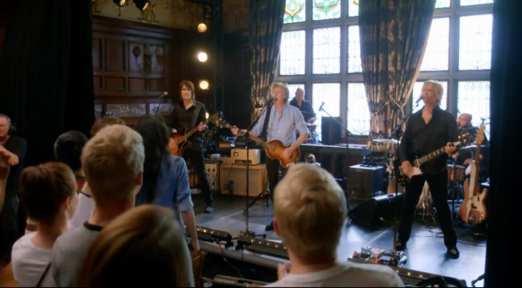 Paul McCartney Rocks Carpool Karaoke | Woodstock