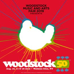 Iconic Woodstock Music & Arts Festival Announces the Official 50th Anniversary Celebration