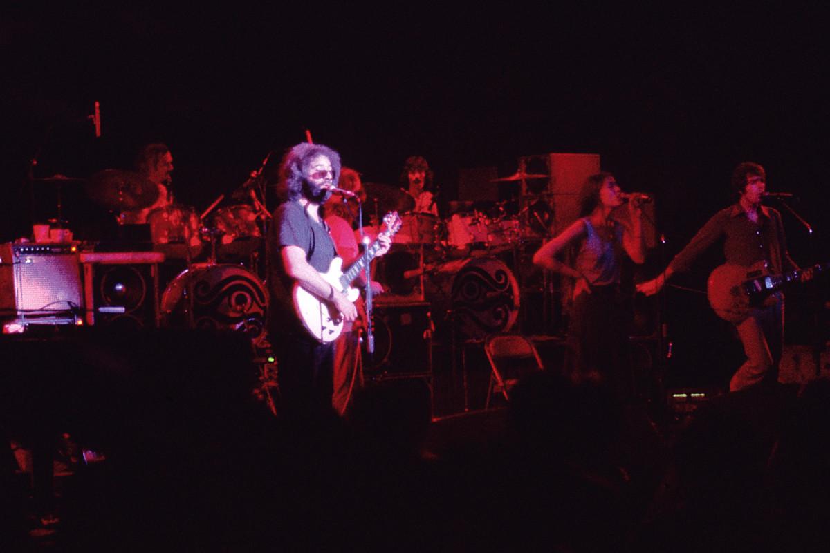 Rolling Stone – Grateful Dead Prep 'June 1976' Boxset, Drop Live 'Friend of the Devil'