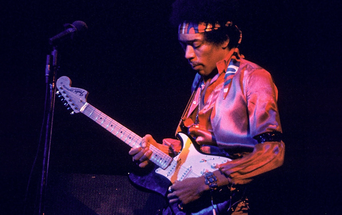 COS – Jimi Hendrix's Band of Gypsys to be reissued on vinyl for 50th anniversary