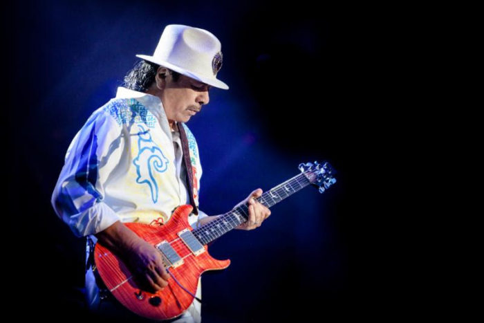 Carlos Santana Extends Las Vegas House of Blues Residency with Additional 2020 Dates