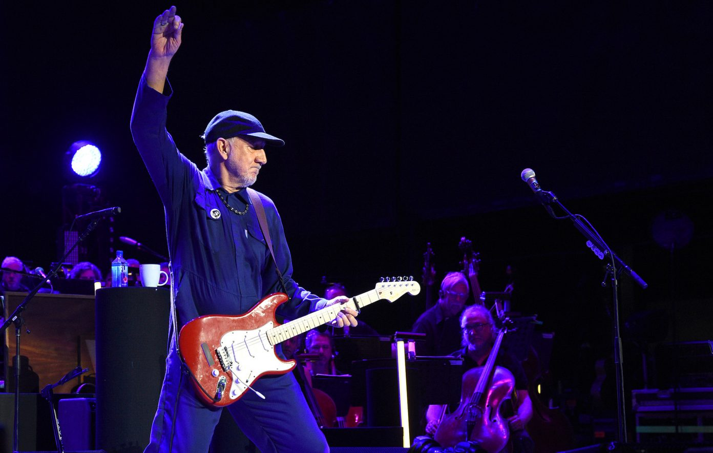 """NME- Pete Townshend teases new The Who album post-lockdown: """"There's pages and pages of draft lyrics"""""""