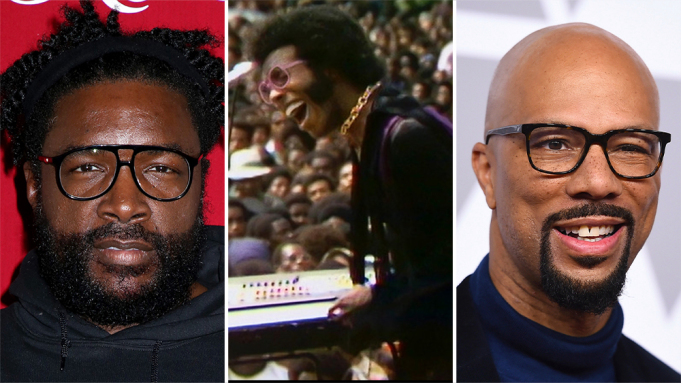 Deadline- Hot Off Sundance Success, Questlove To Helm Sly Stone Doc; Common To EP